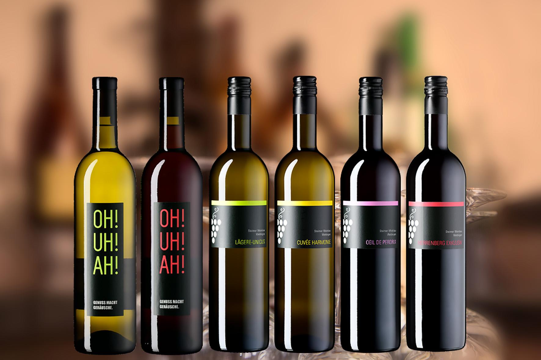 Weinpaket für Bodenständige